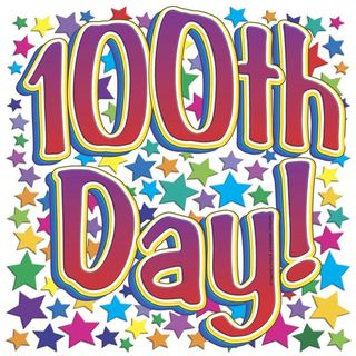 Image result for 100th day of school images